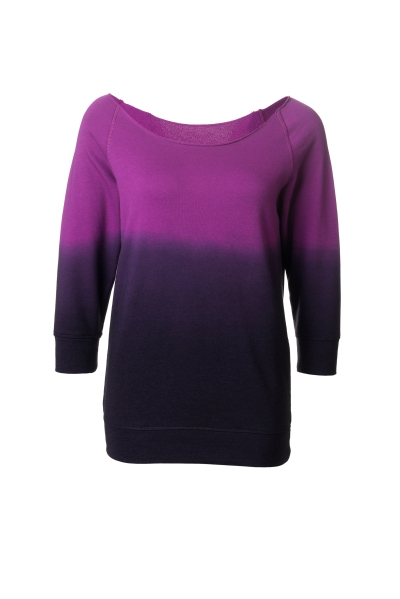 NWC30 Tempe Sweatshirt-Pink Ombre August Reg 39.95 Euro    VIP  31.95 Euro