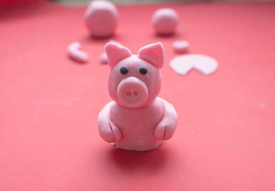 Schweinchen im Schlamm Cupcakes