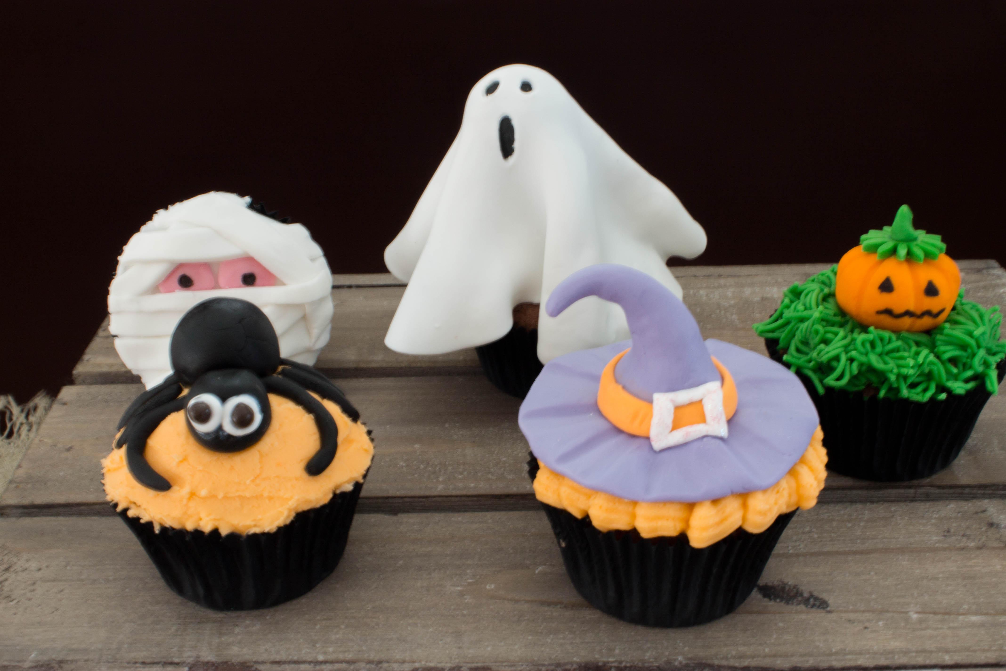 Bezaubernd Halloween Cupcakes Rezepte Beste Wahl Scary